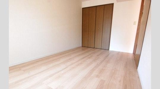 空き部屋になっている洋室