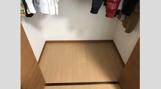 押入れの空きスペース