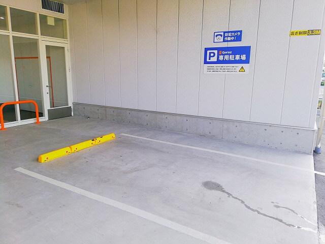 都心部でも無料の専用駐車場を用意